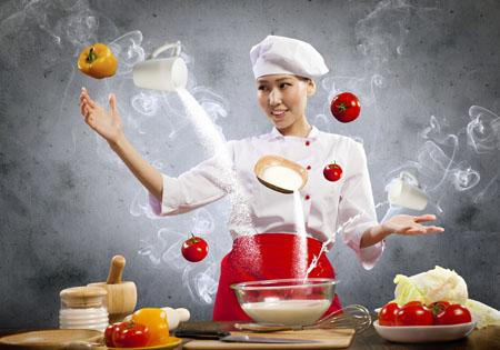 番茄炒蛋的秘技